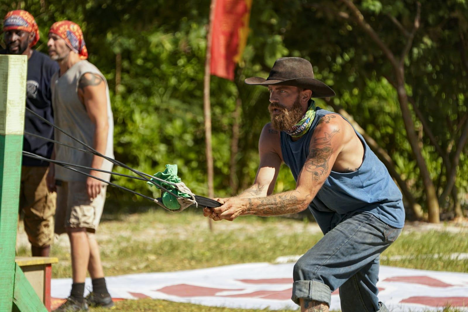 Reward Challenge part 2 Survivor Winners at War episode 7