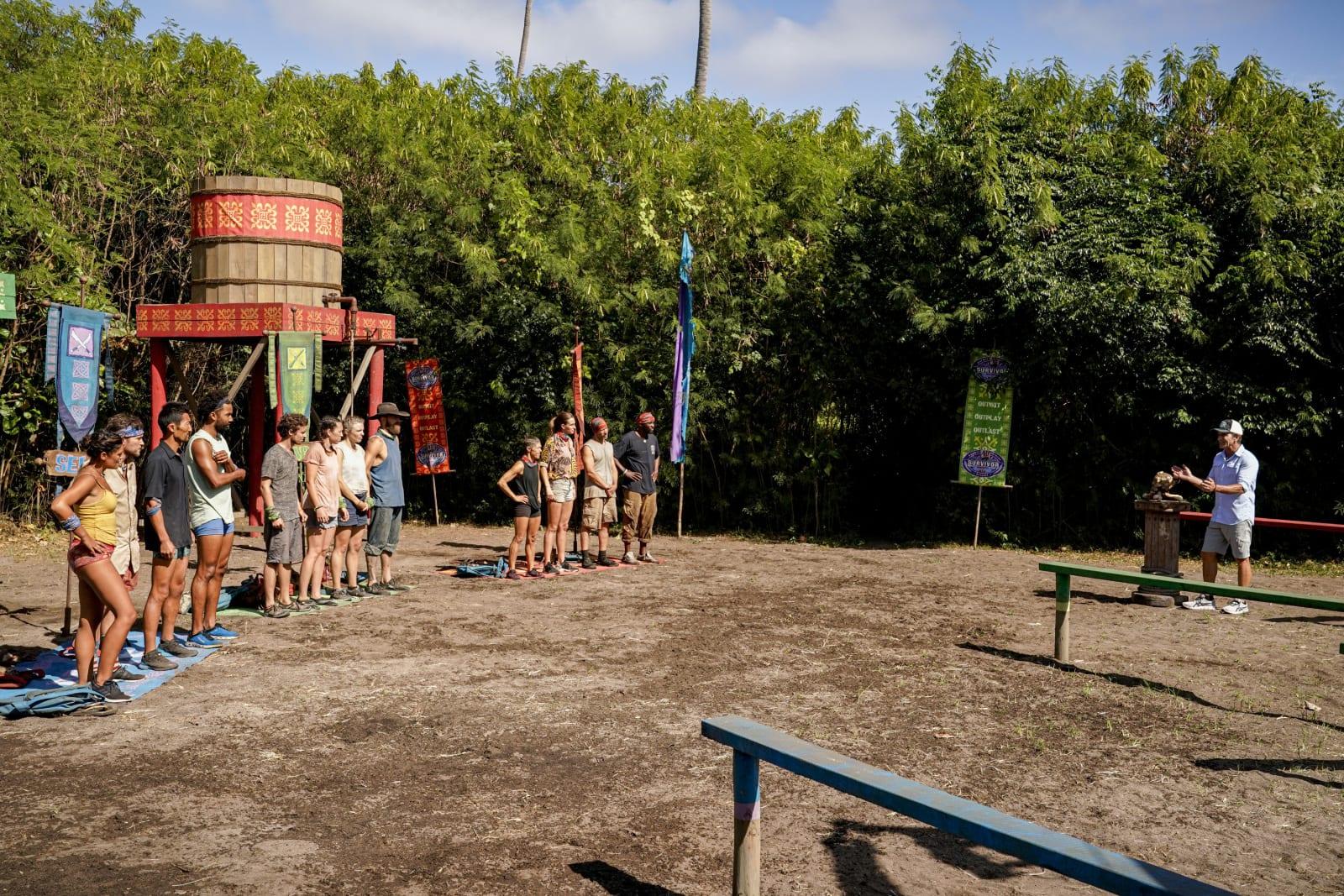 Immunity Challenge mat Survivor Winners at War episode 7