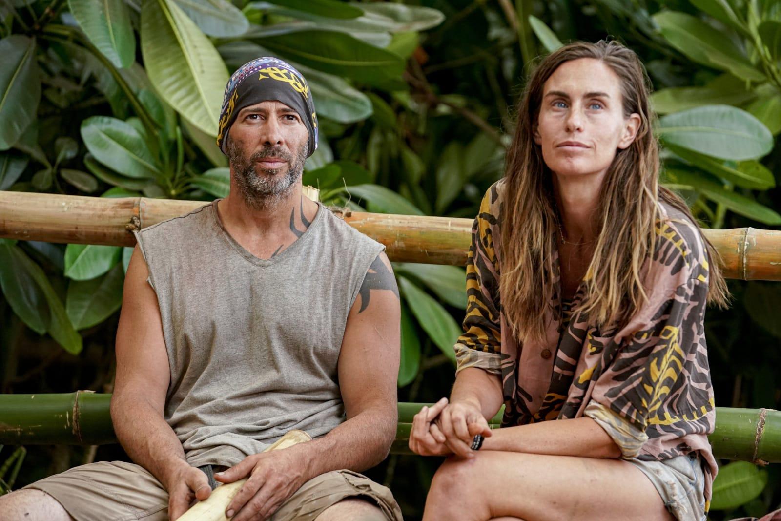 Tony Vlachos Kim Spradlin Survivor Winners at War episode 8