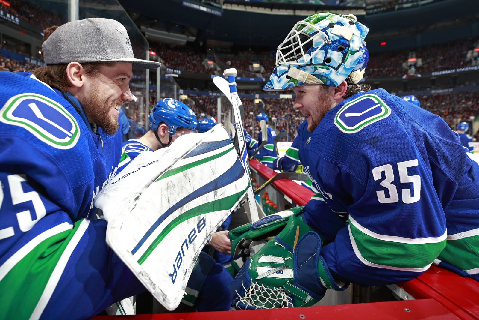 An Updated Look At The Vancouver Canucks Goaltending Depth Chart