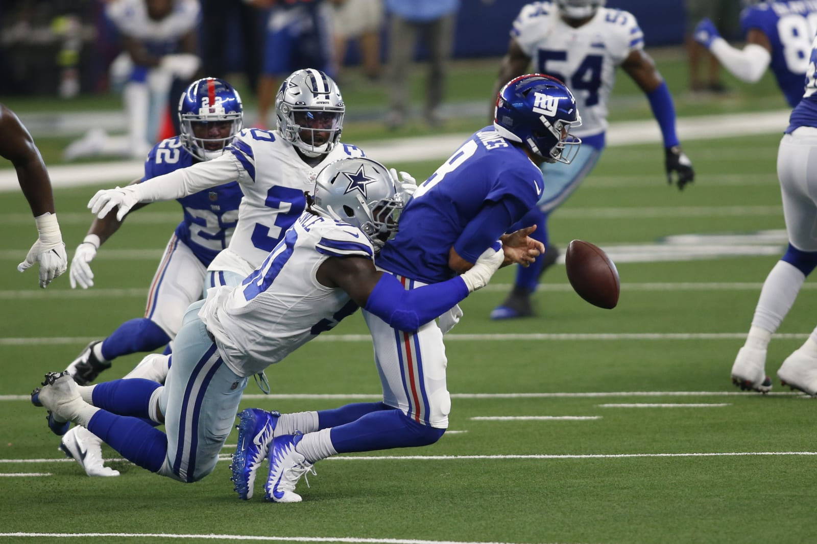 Dallas Cowboys: Top 3 strategies to embarrass the New York Giants - Page 2