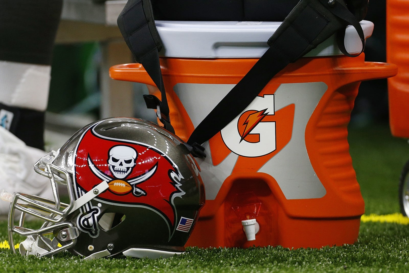 Tampa Bay Buccaneers, (Photo by Jonathan Bachman/Getty Images)
