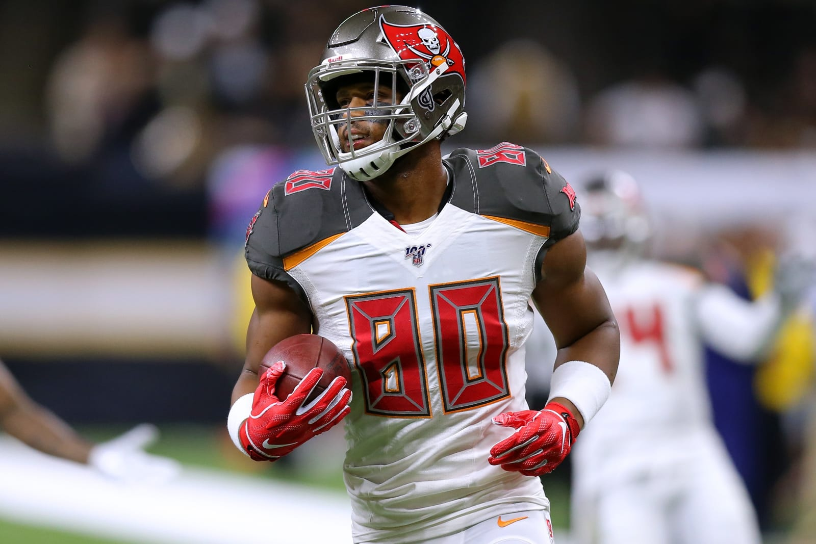 O.J. Howard, Tampa Bay Buccaneers, (Photo by Jonathan Bachman/Getty Images)