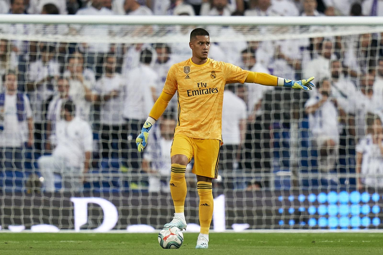 Real Madrid Player Ratings Vs Osasuna Rodrygo Wakes Up The Bernabeu