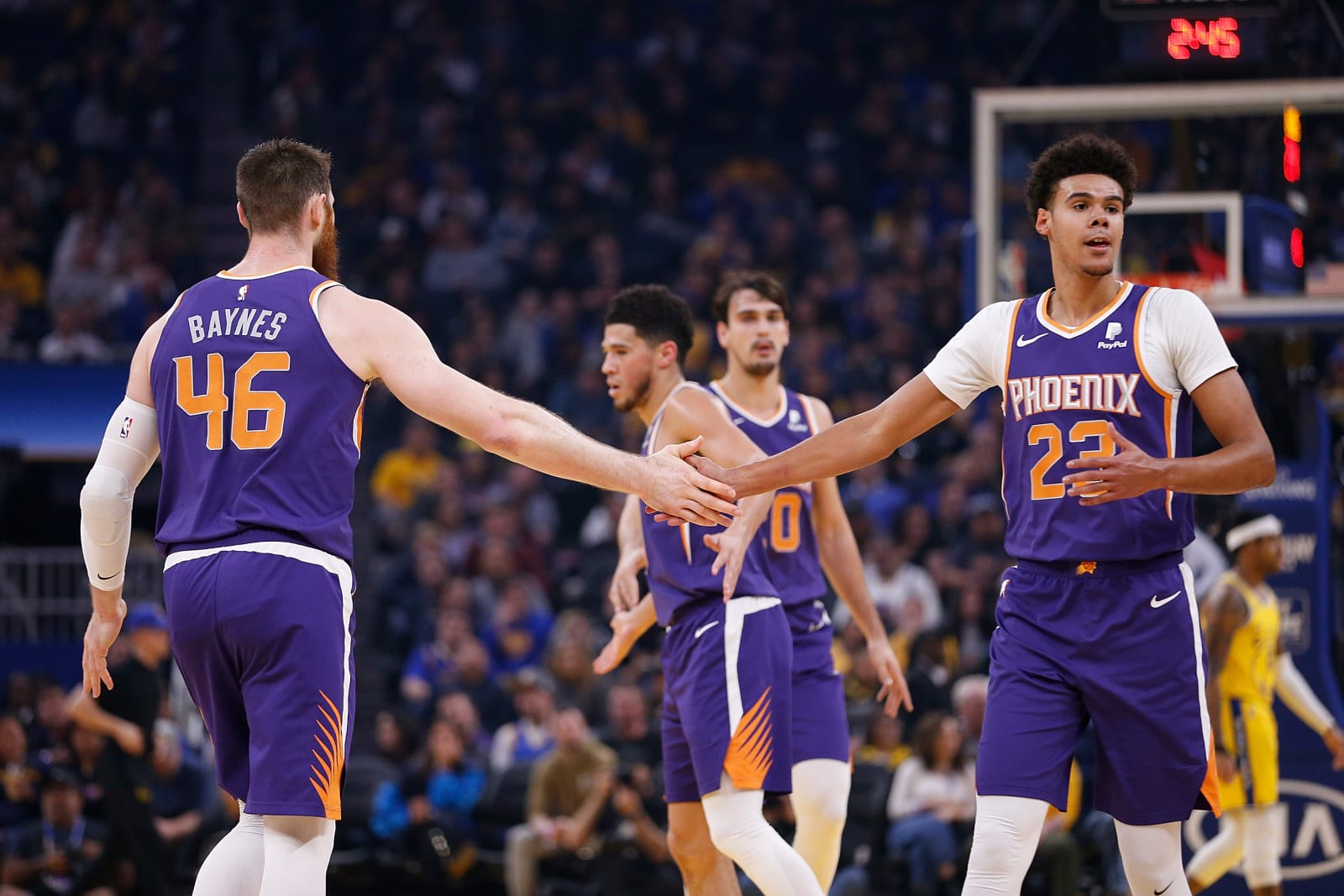 Phoenix Suns Phoenix Suns: Ranking the best experiments we might see at Disney