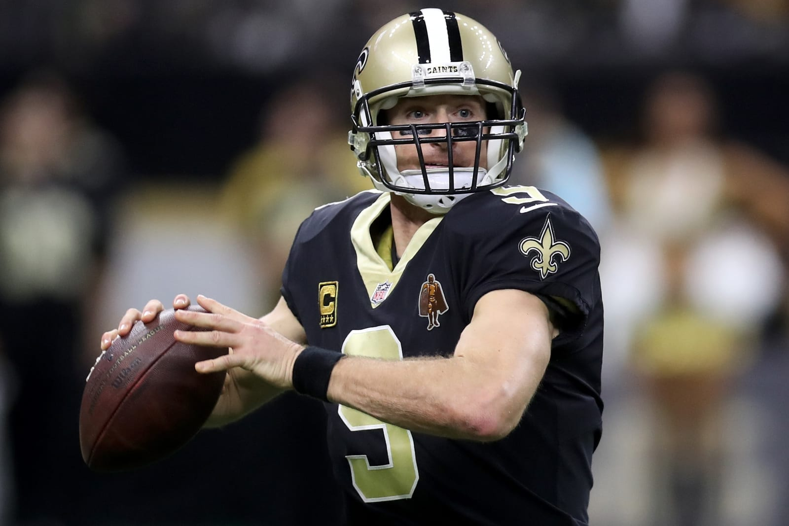 Drew Brees, New Orleans Saints