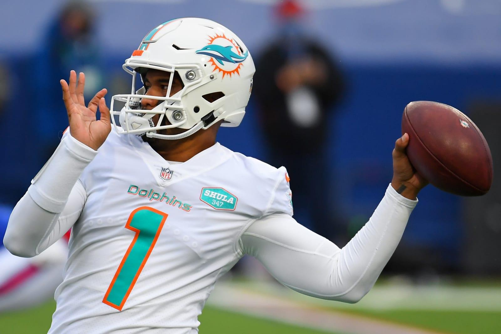 Miami Dolphins Mock Draft
