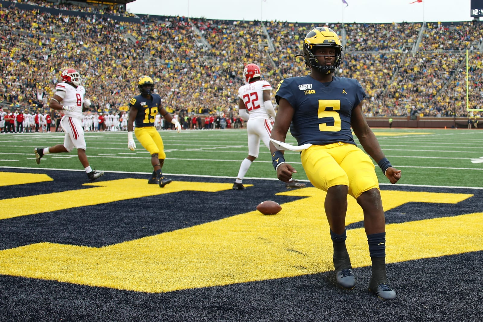 Michigan Football: Breaking down Wolverines offensive ...