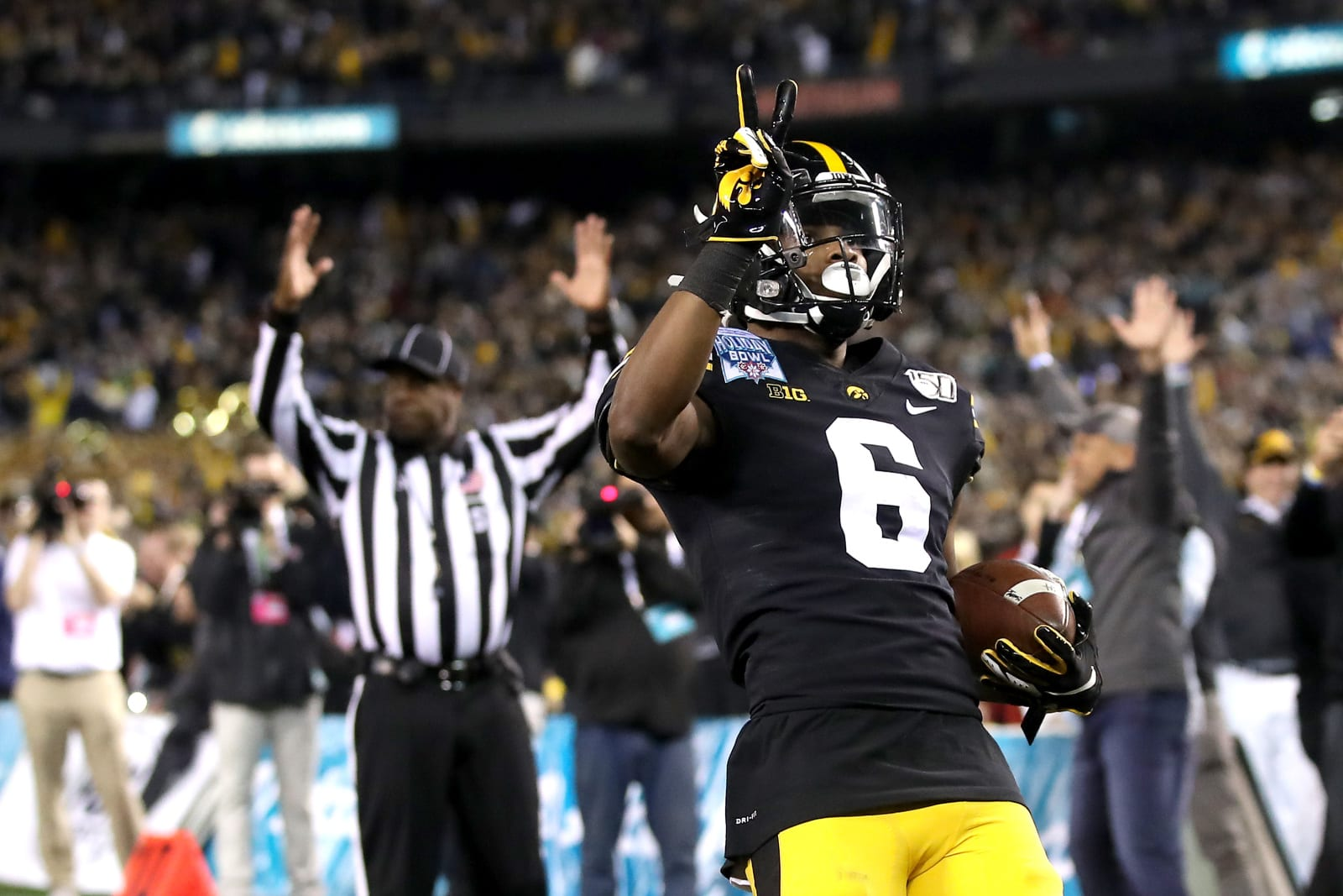 2021 NFL Draft: Fallout for Iowa Hawkeyes top prospects ...
