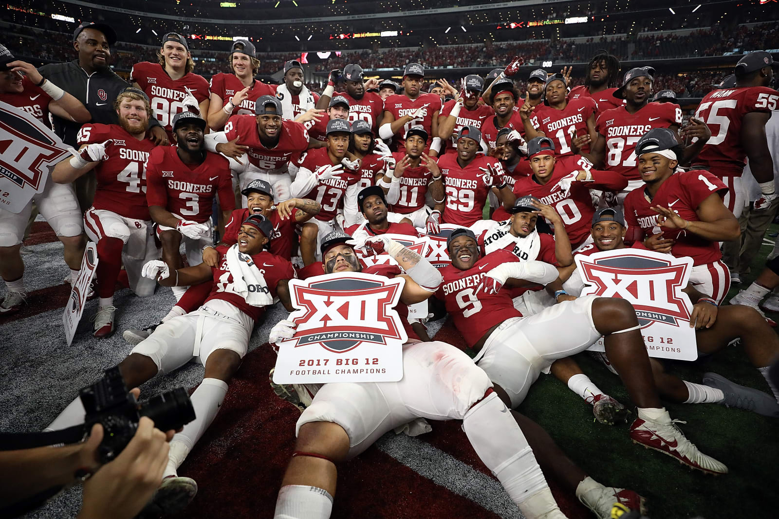 Oklahoma football: What do latest CFP rankings mean for OU ...