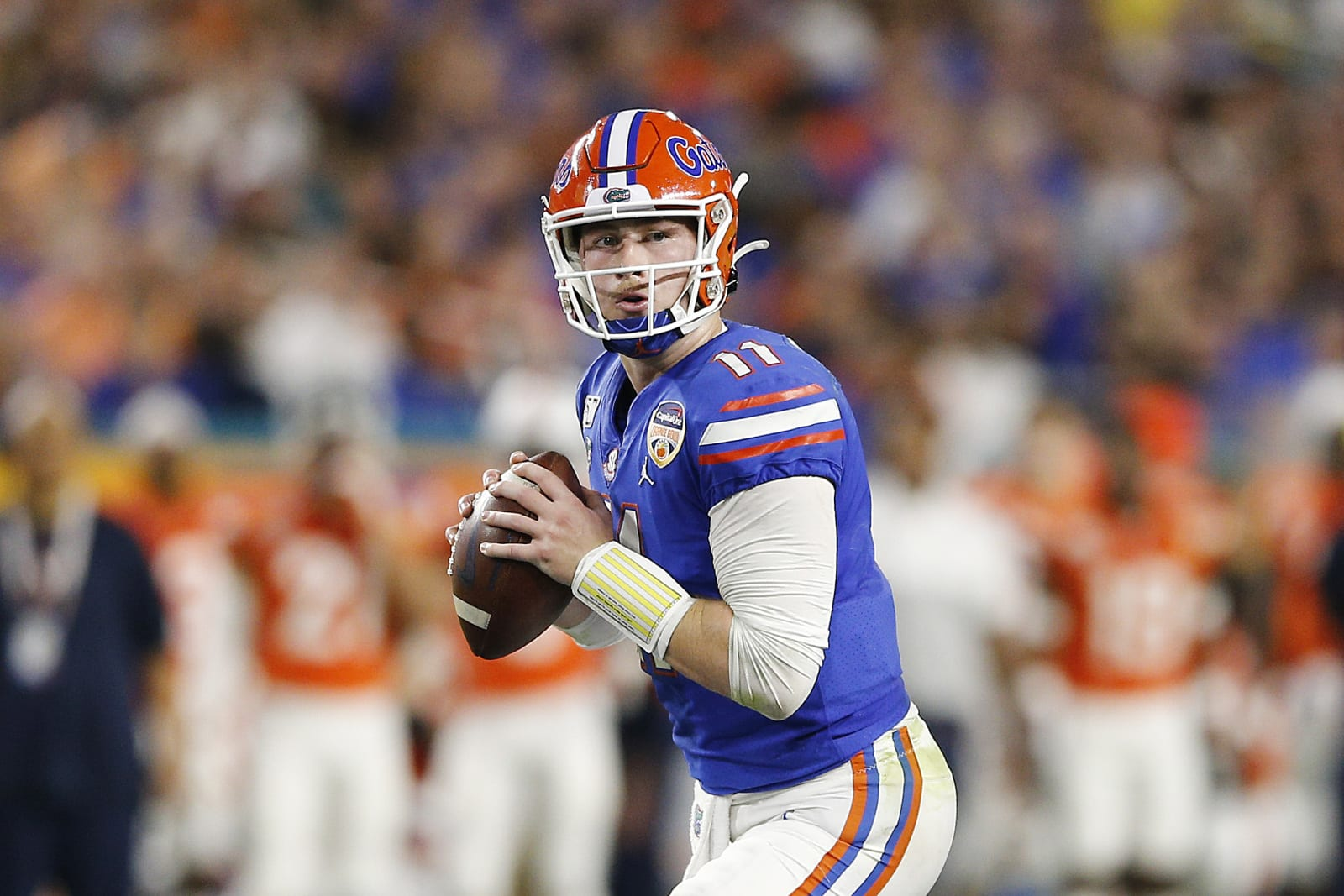 2021 nfl draft analyzing quarterbacks on the senior bowl
