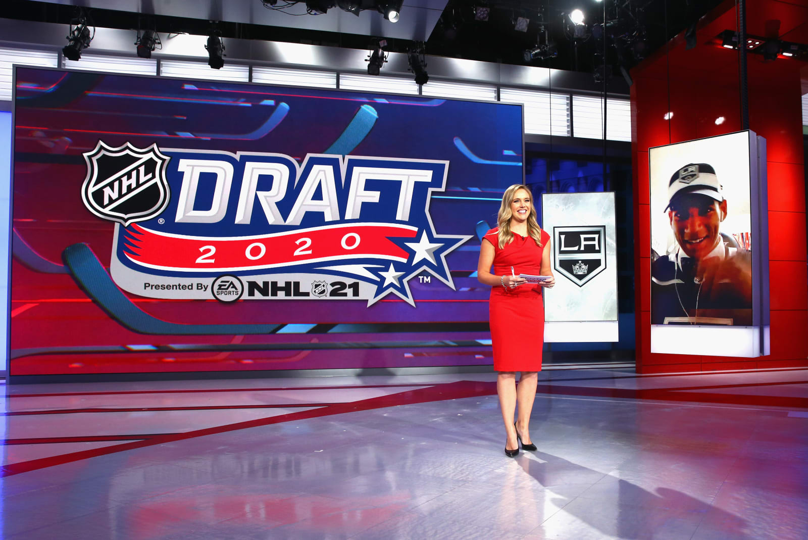 La Kings Ranking The Top Ten Prospects Post Nhl Draft