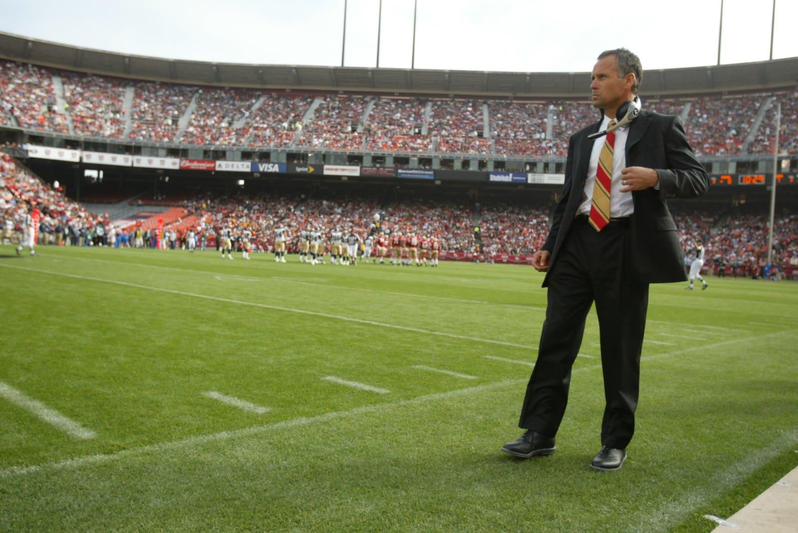 Mike Nolan, 49ers