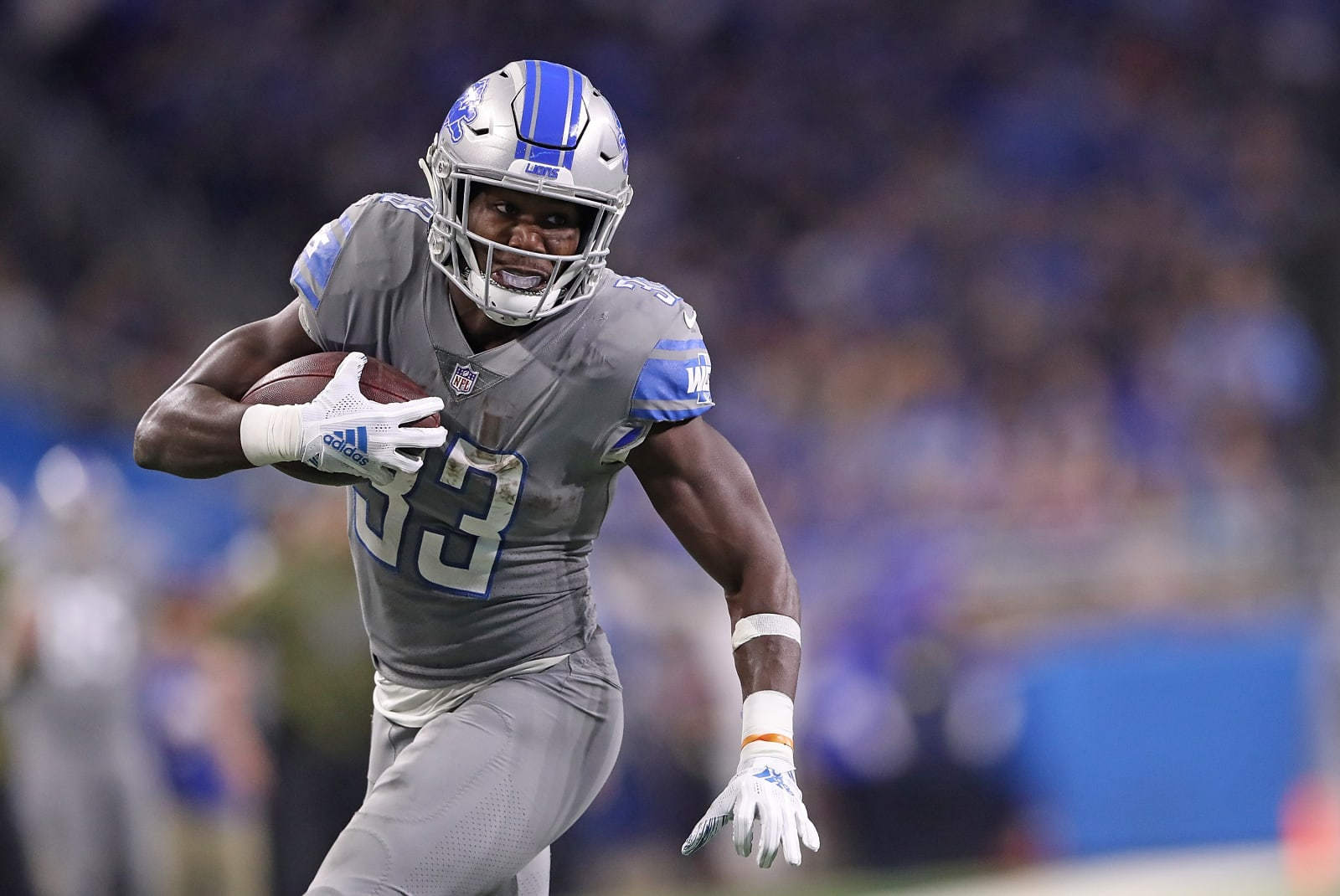 Kerryon Johnson, Detroit Lions