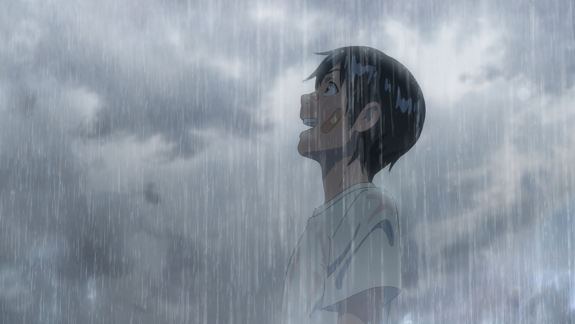 Makoto Shinkai S Weathering With You Includes Your Name Crossover