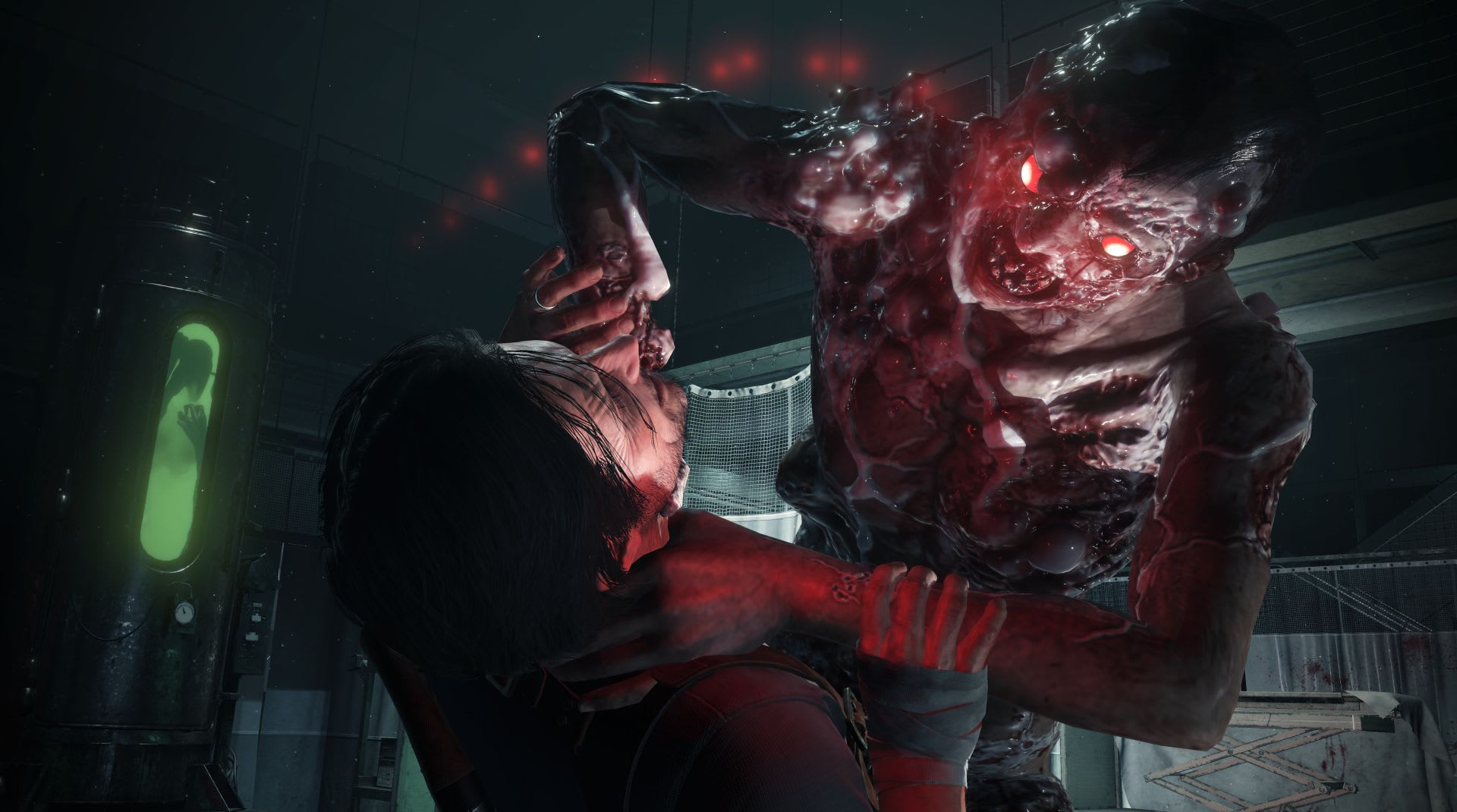 The Evil Within 2 screenshot enemy