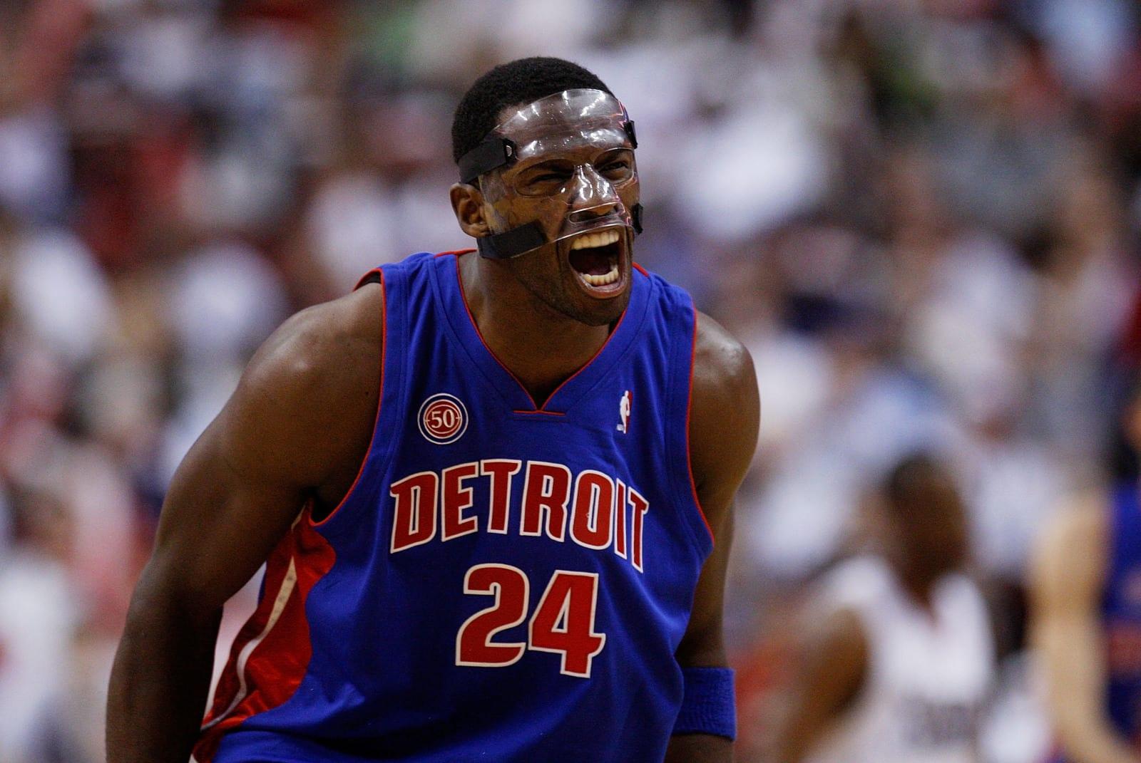 Detroit Pistons, Antonio McDyess