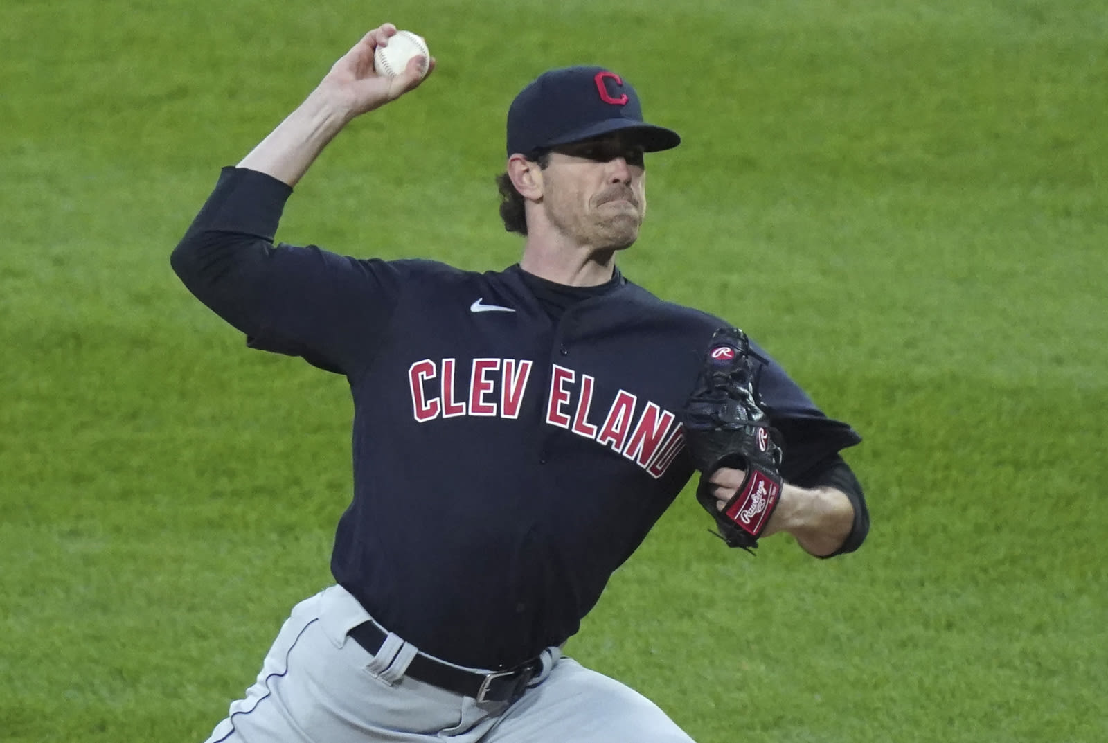 Cleveland Indians, Shane Bieber