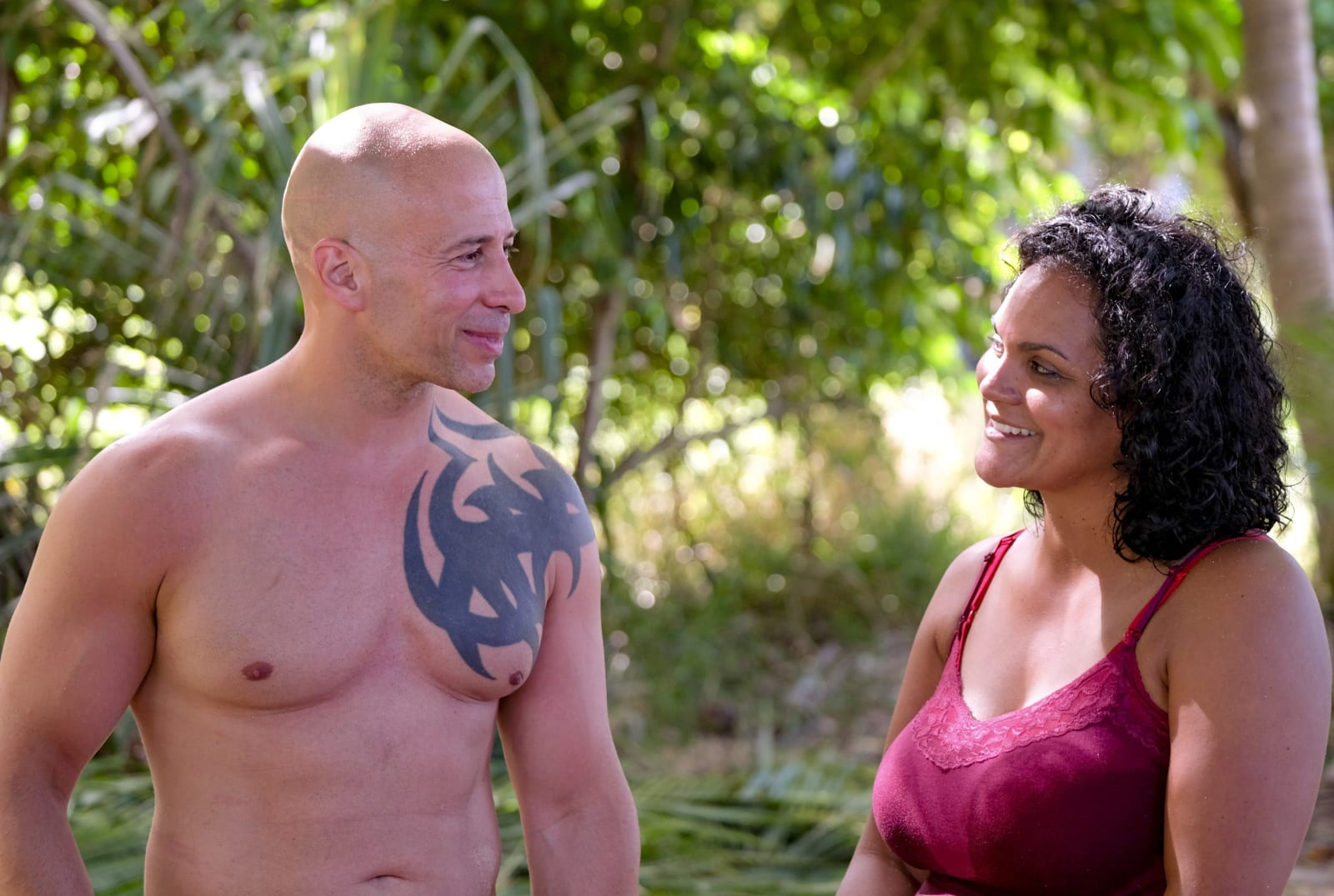 Tony Vlachos Sandra Diaz-Twine Survivor Winners at War episode 1