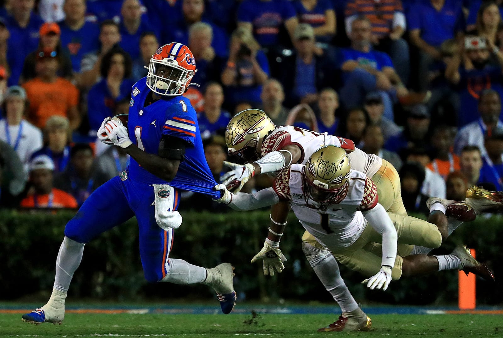 Florida football: Top five performers against Florida State - Page 2