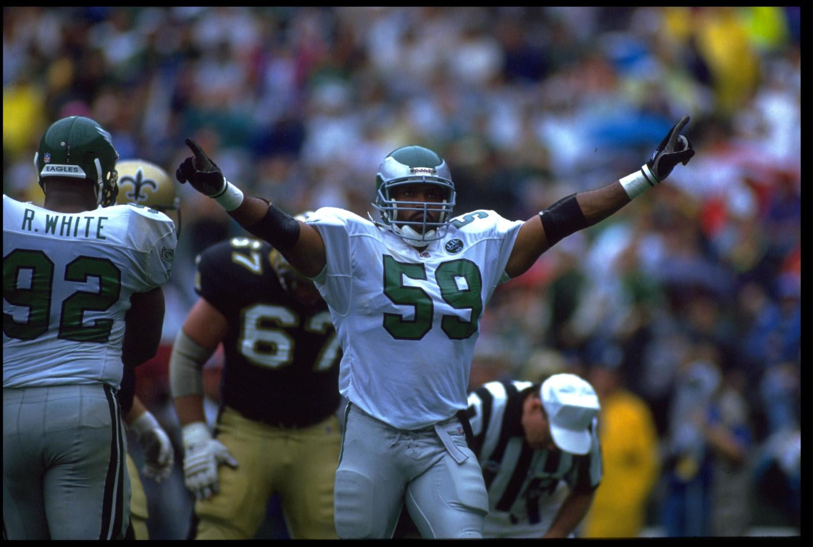 Seth Joyner, Philadelphia Eagles