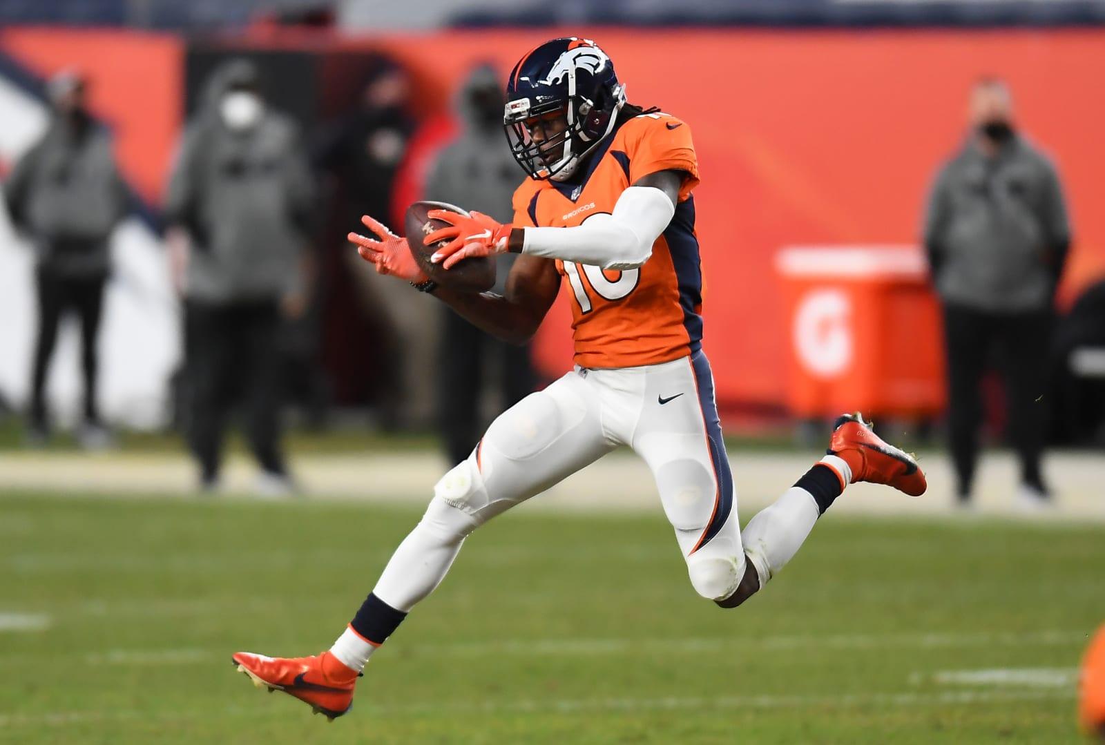 Denver Broncos, Jerry Jeudy