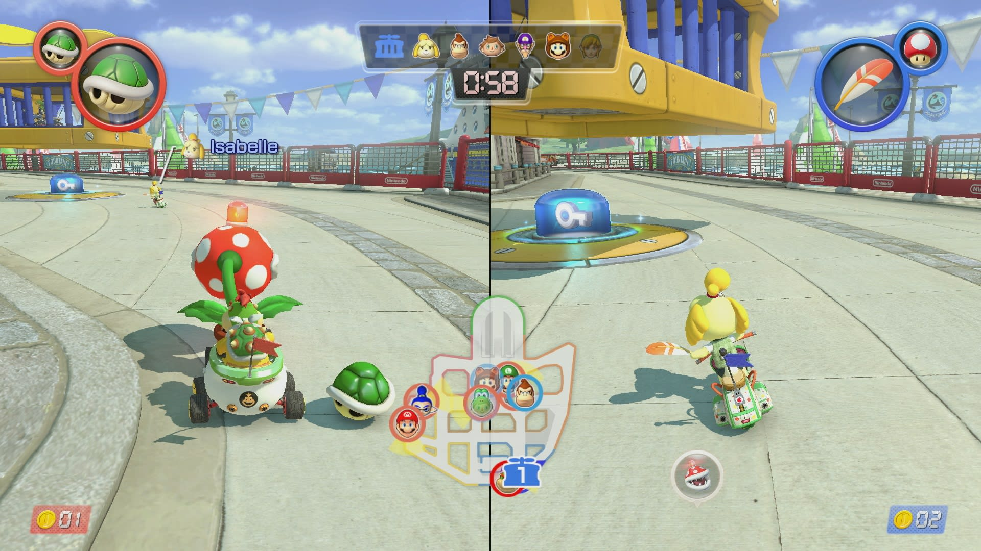 Mario Kart 8 Deluxe On Nintendo Switch Pax East Preview