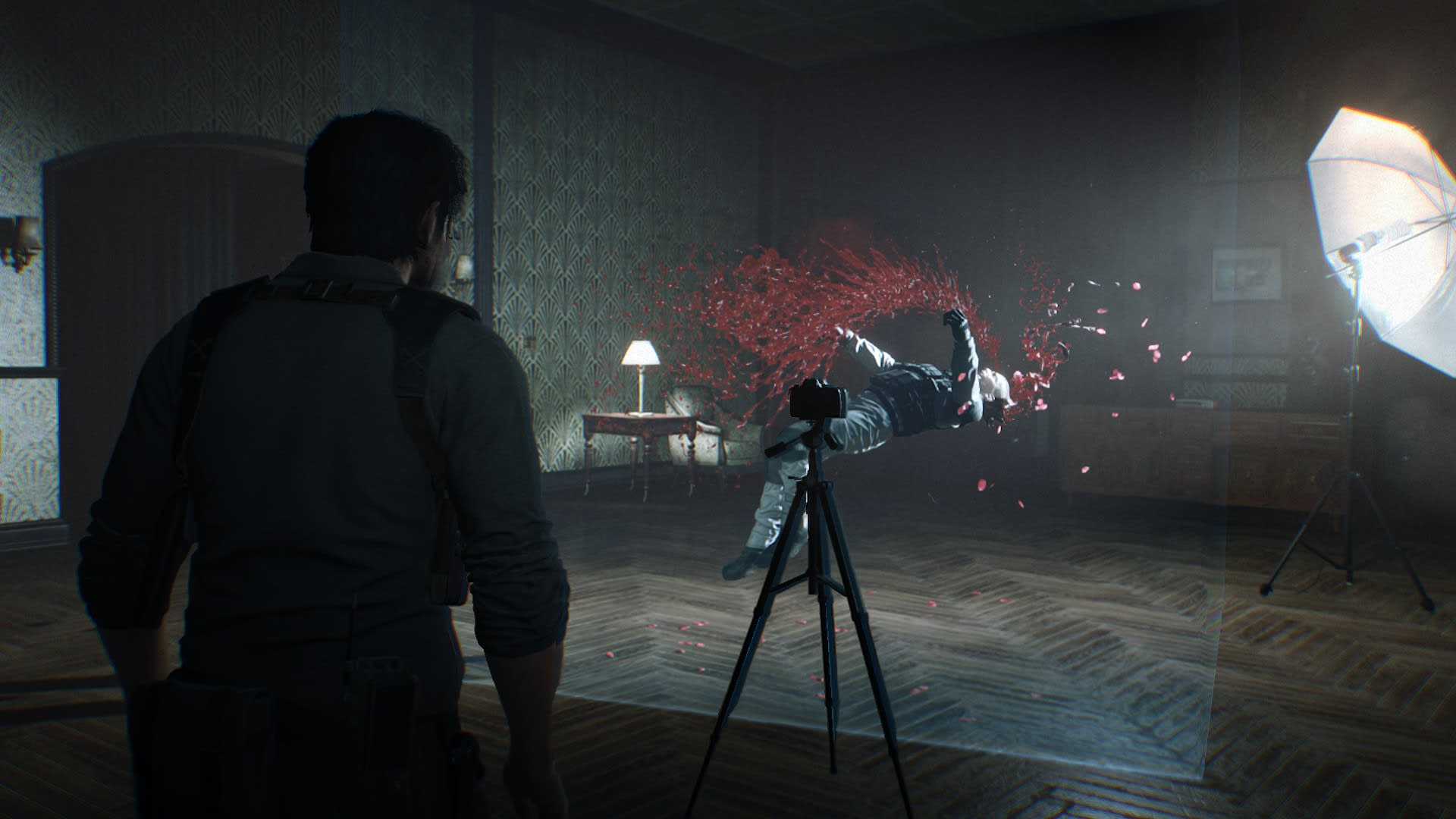 The Evil Within 2 Stefano murder