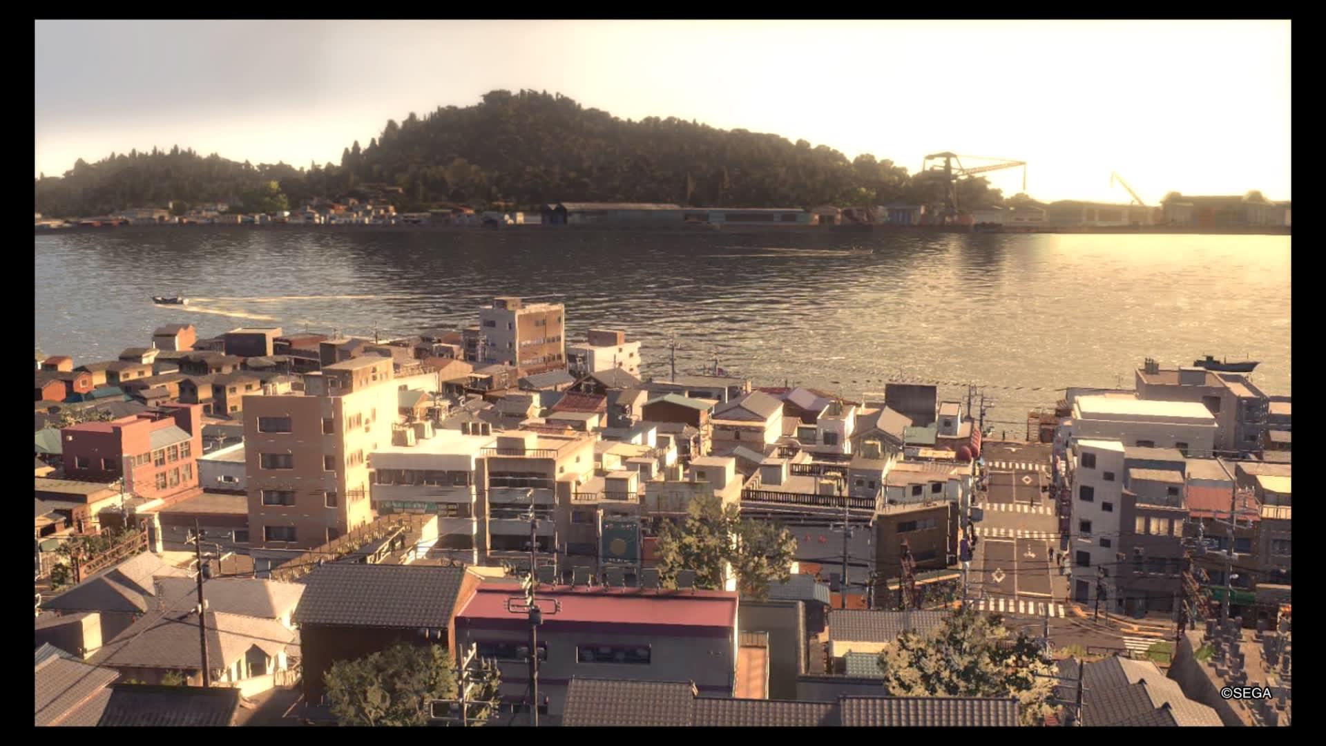 Yakuza 6 Onomichi