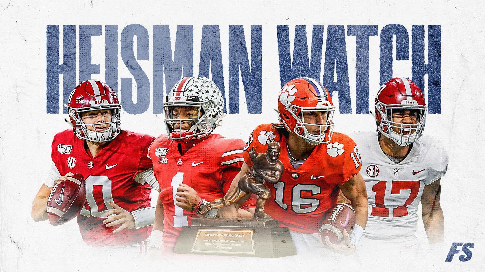Heisman watch