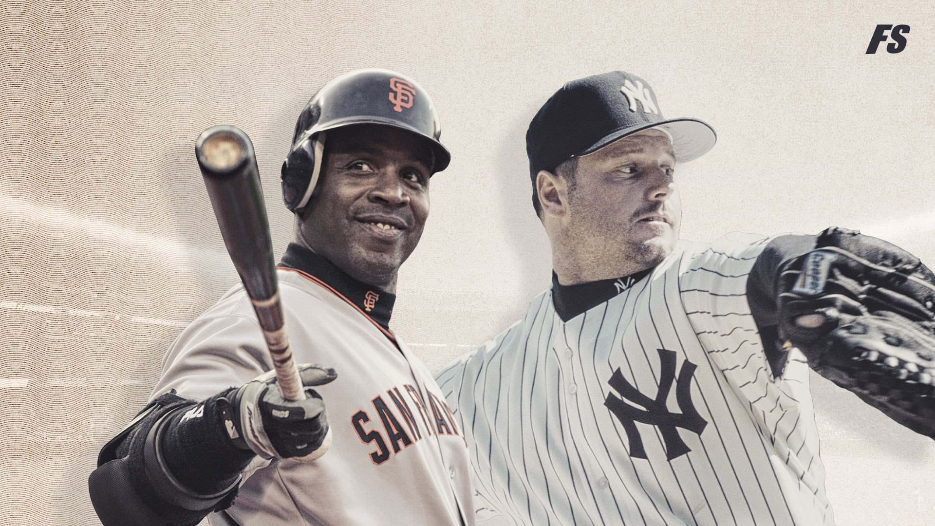 Barry Bonds and Roger Clemens, 2021 mock Baseball Hall of Fame