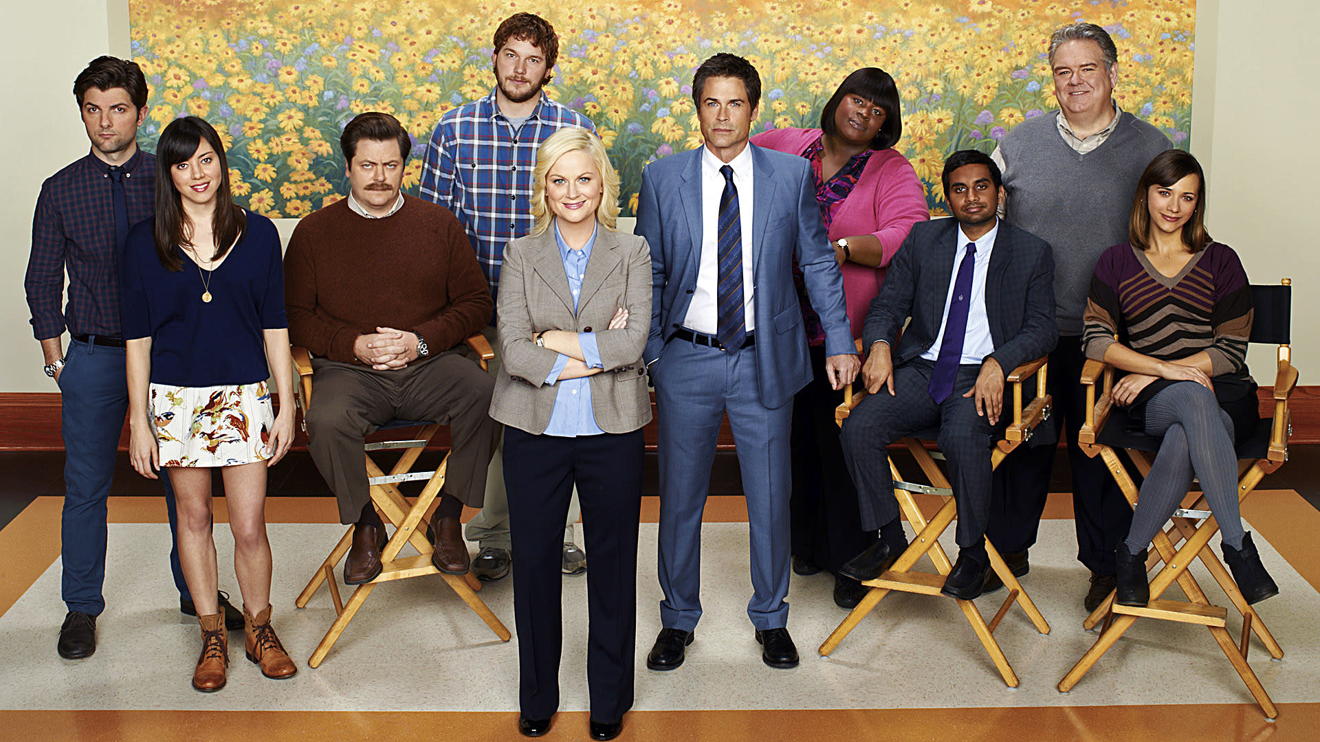 6 best ensemble casts from a comedy TV sitcom to date