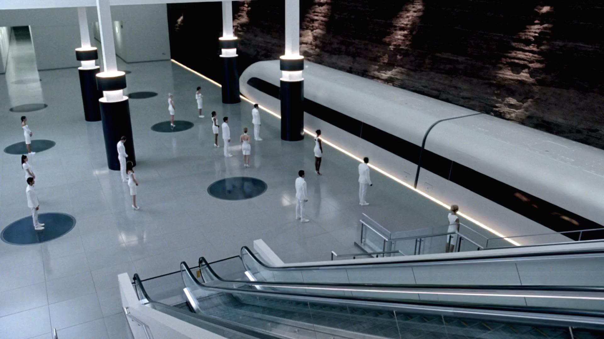 Westworld crew on creating Delos