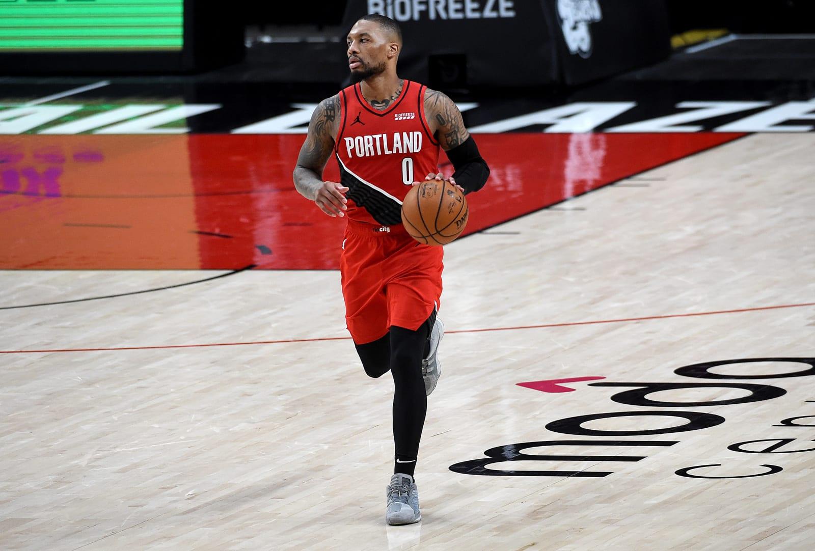 Chicago Bulls, Damian Lillard