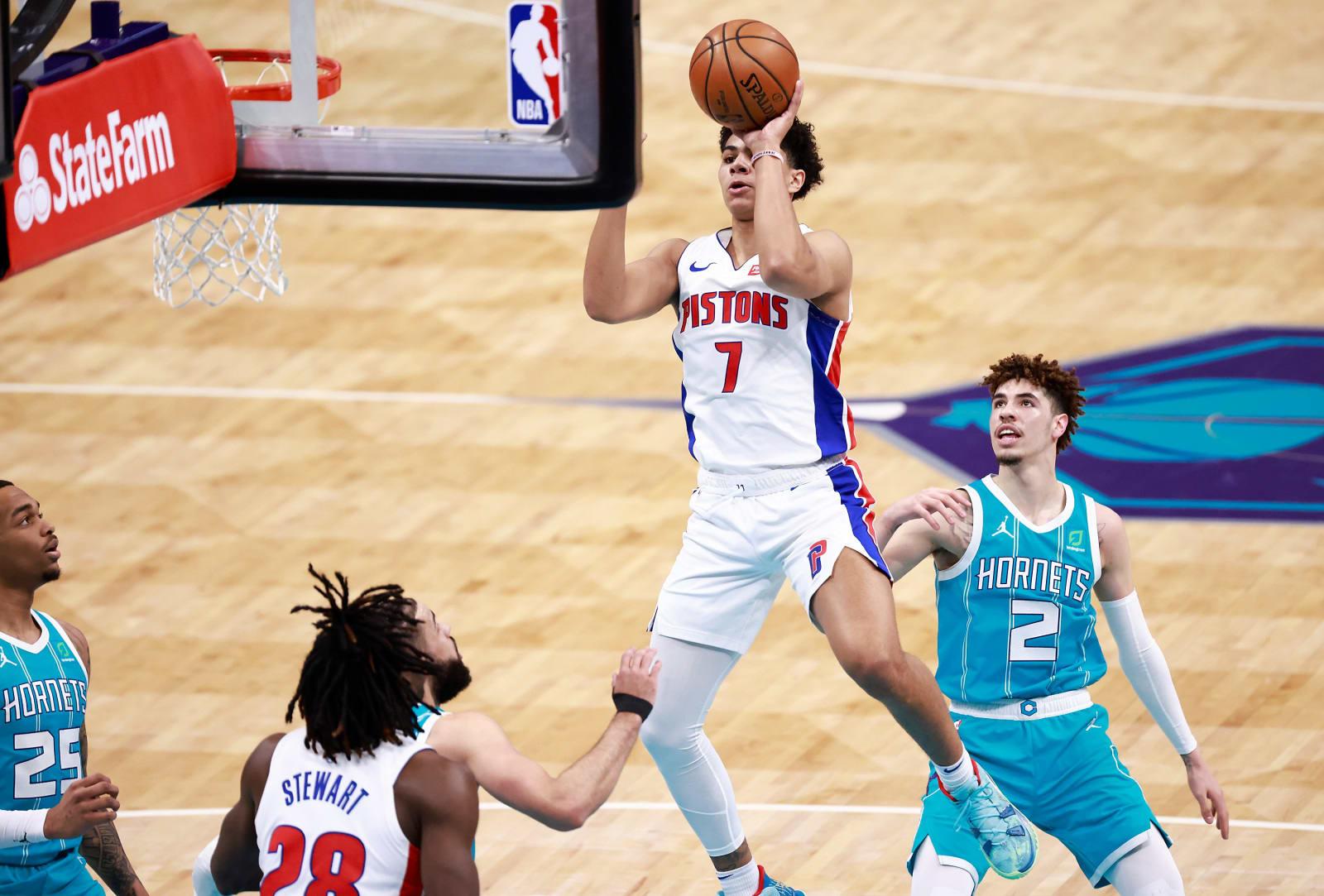 Detroit Pistons, Killian Hayes