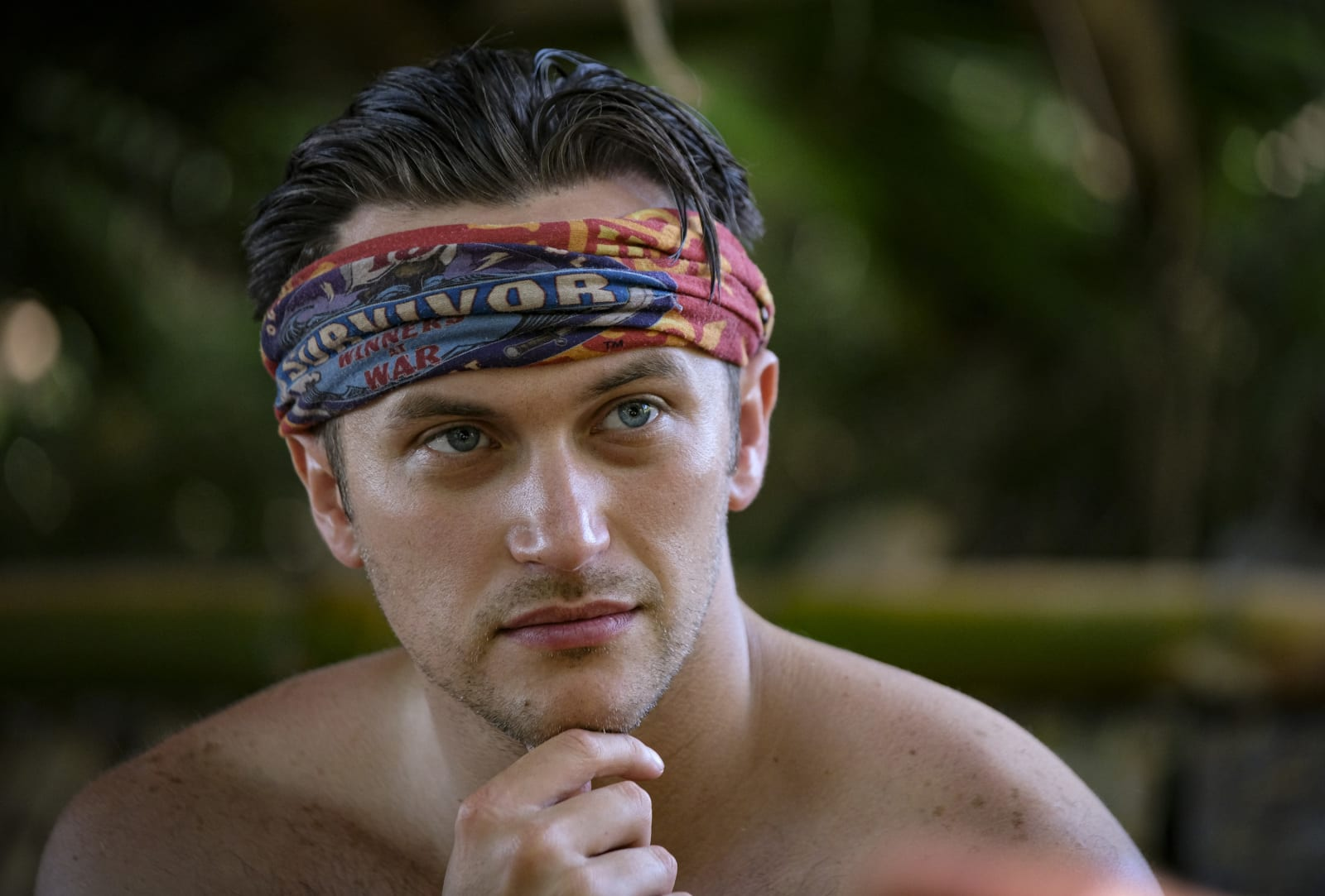 Nick Wilson Survivor Winners at War episode 2