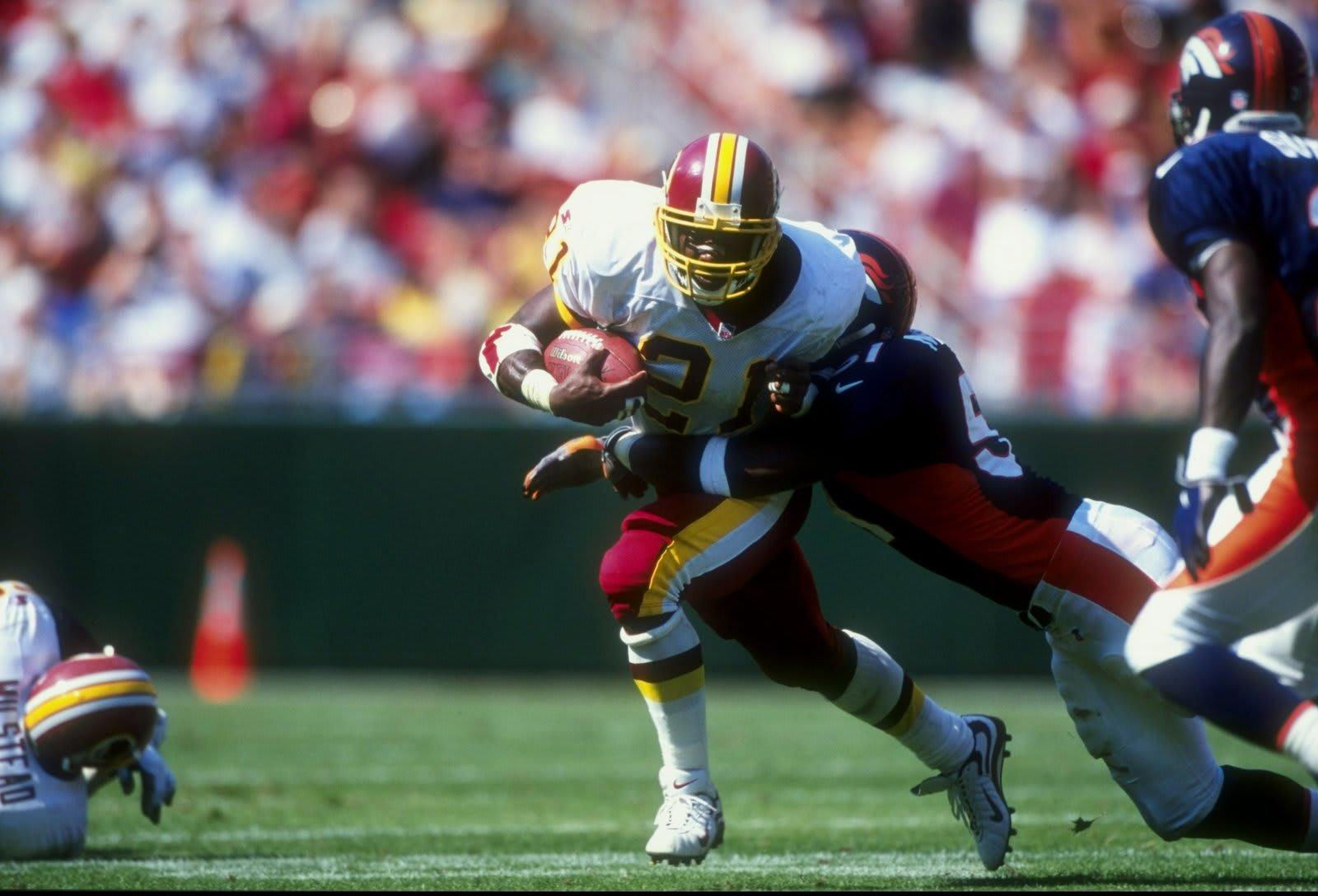 Terry Allen, Washington Redskins