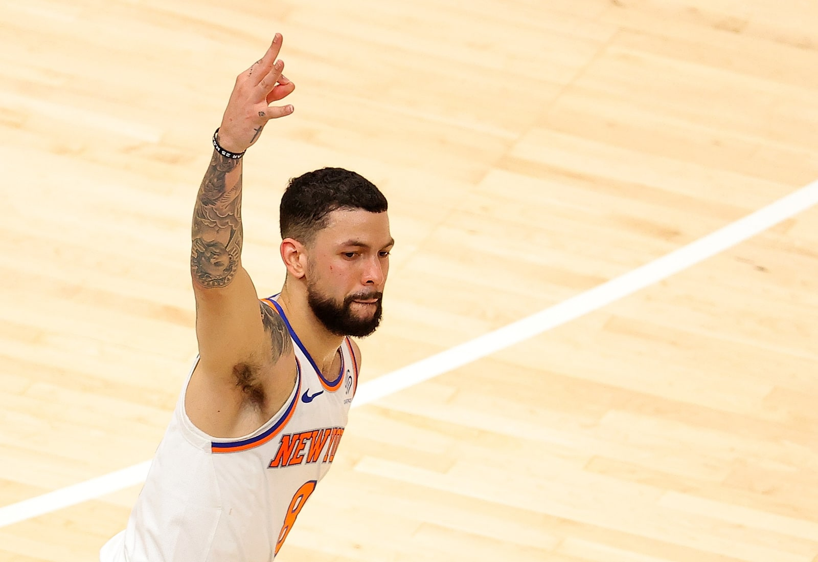New York Knicks 3 Levels Of Trades Involving Austin Rivers