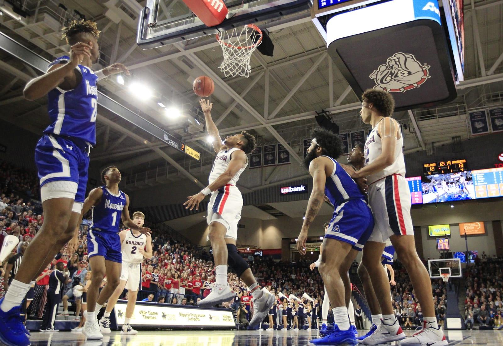 Gonzaga Basketball Takeaways From Road Win Over Washington