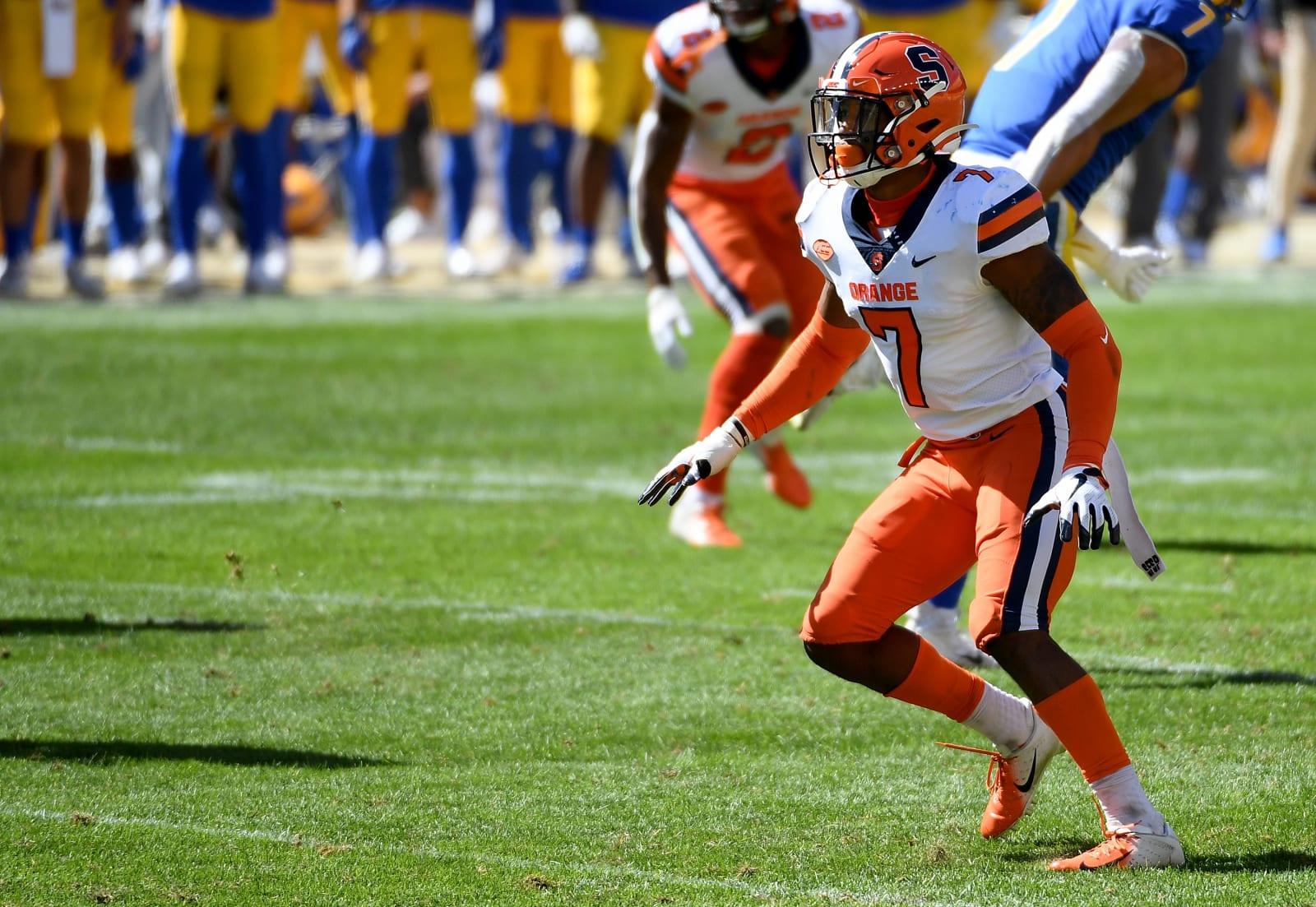 Andre Cisco 2021 NFL Draft