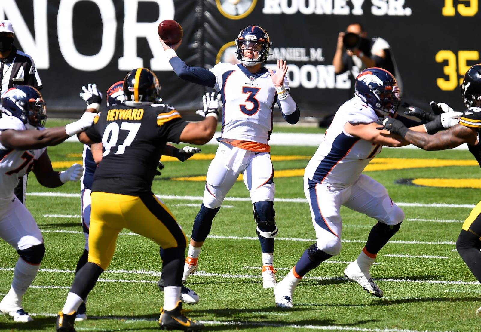 Denver Broncos, Drew Lock