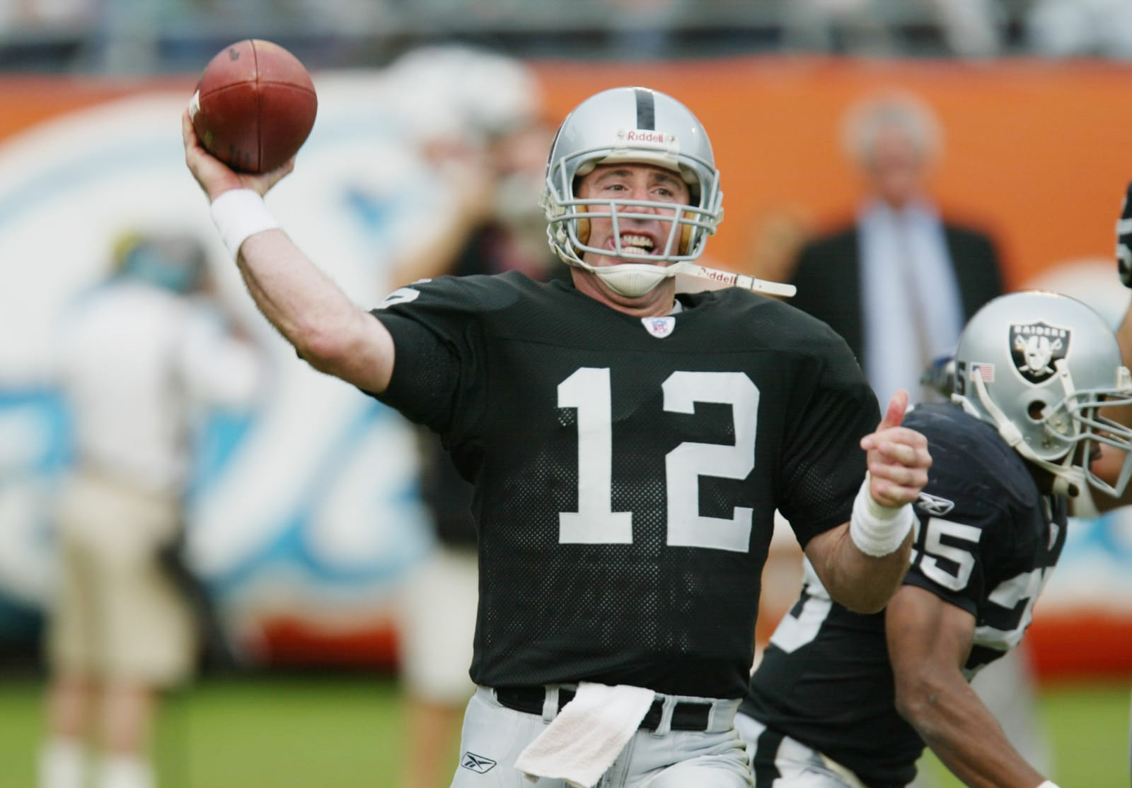 Rich Gannon, Oakland Raiders
