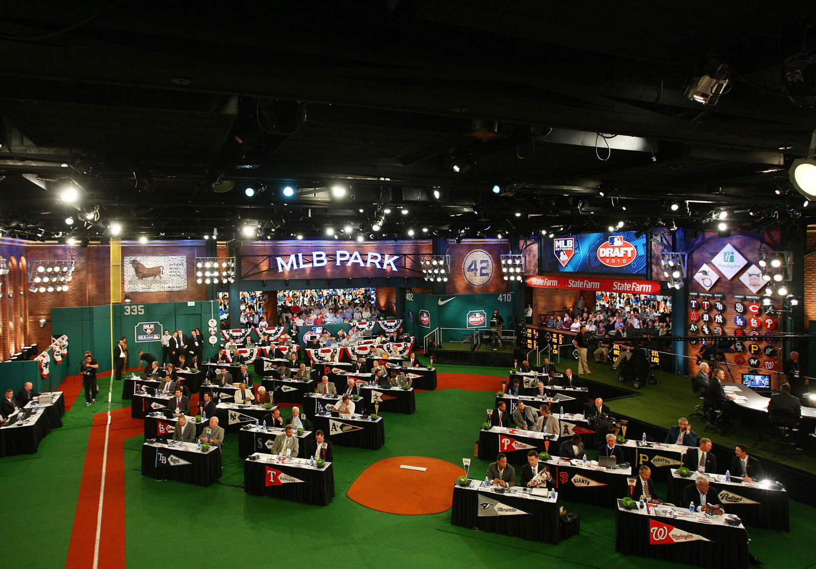 Chicago Cubs, MLB Draft