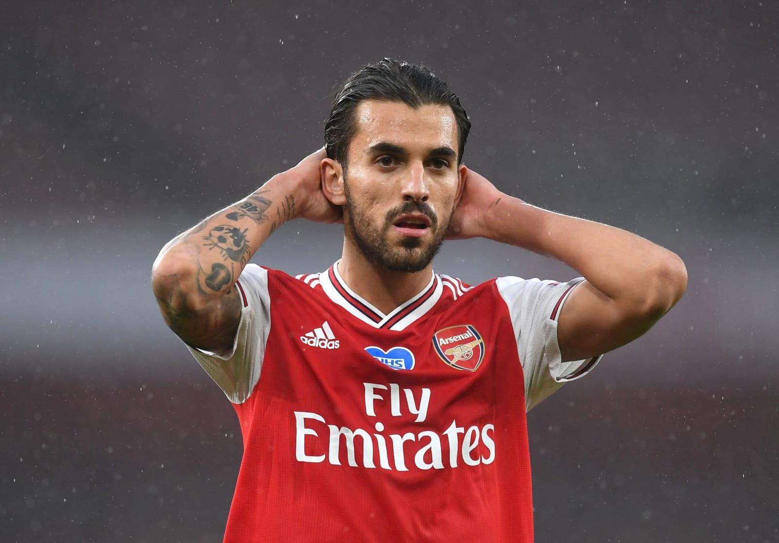 Arsenal, Dani Ceballos