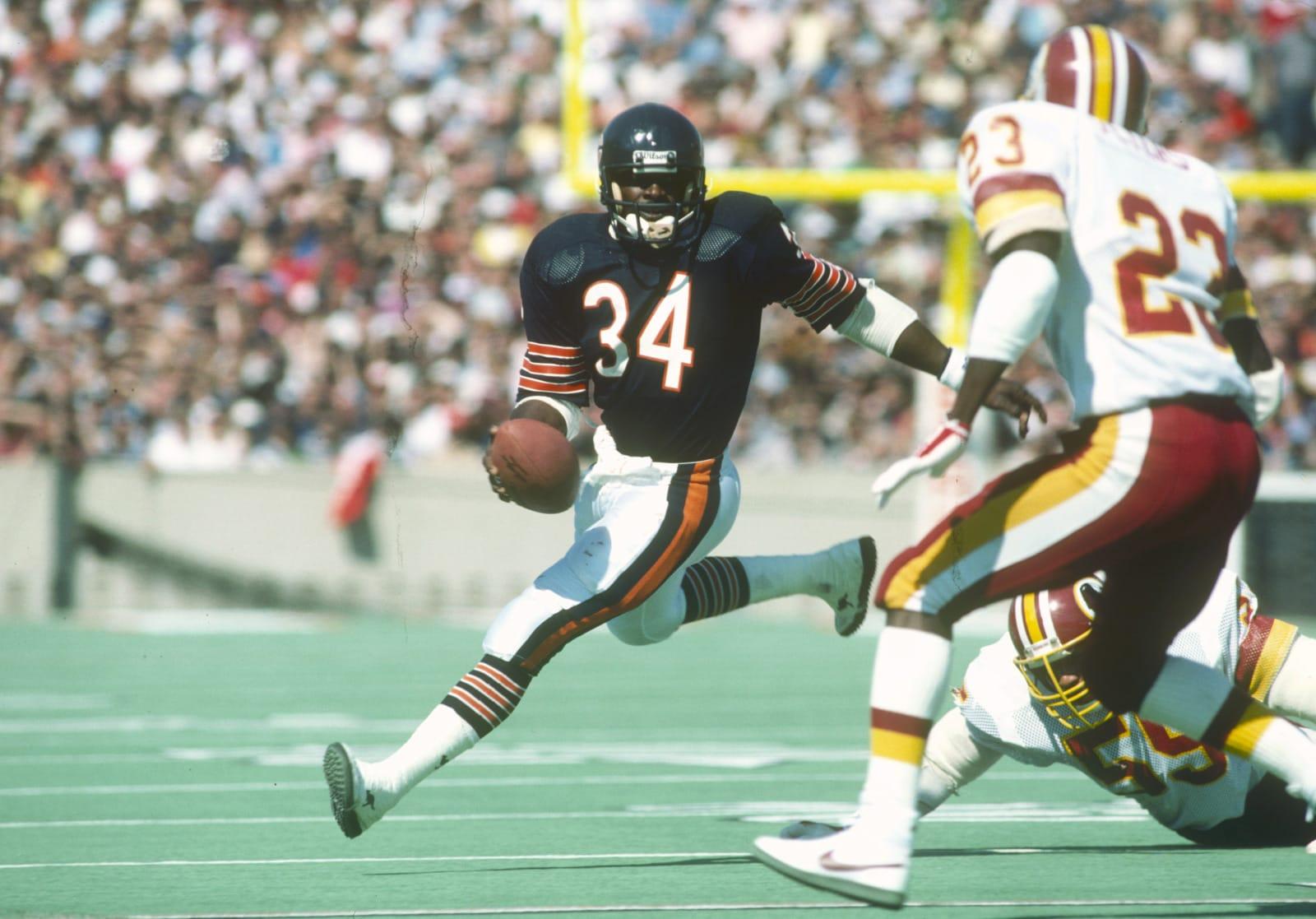 Chicago Bears, Walter Payton