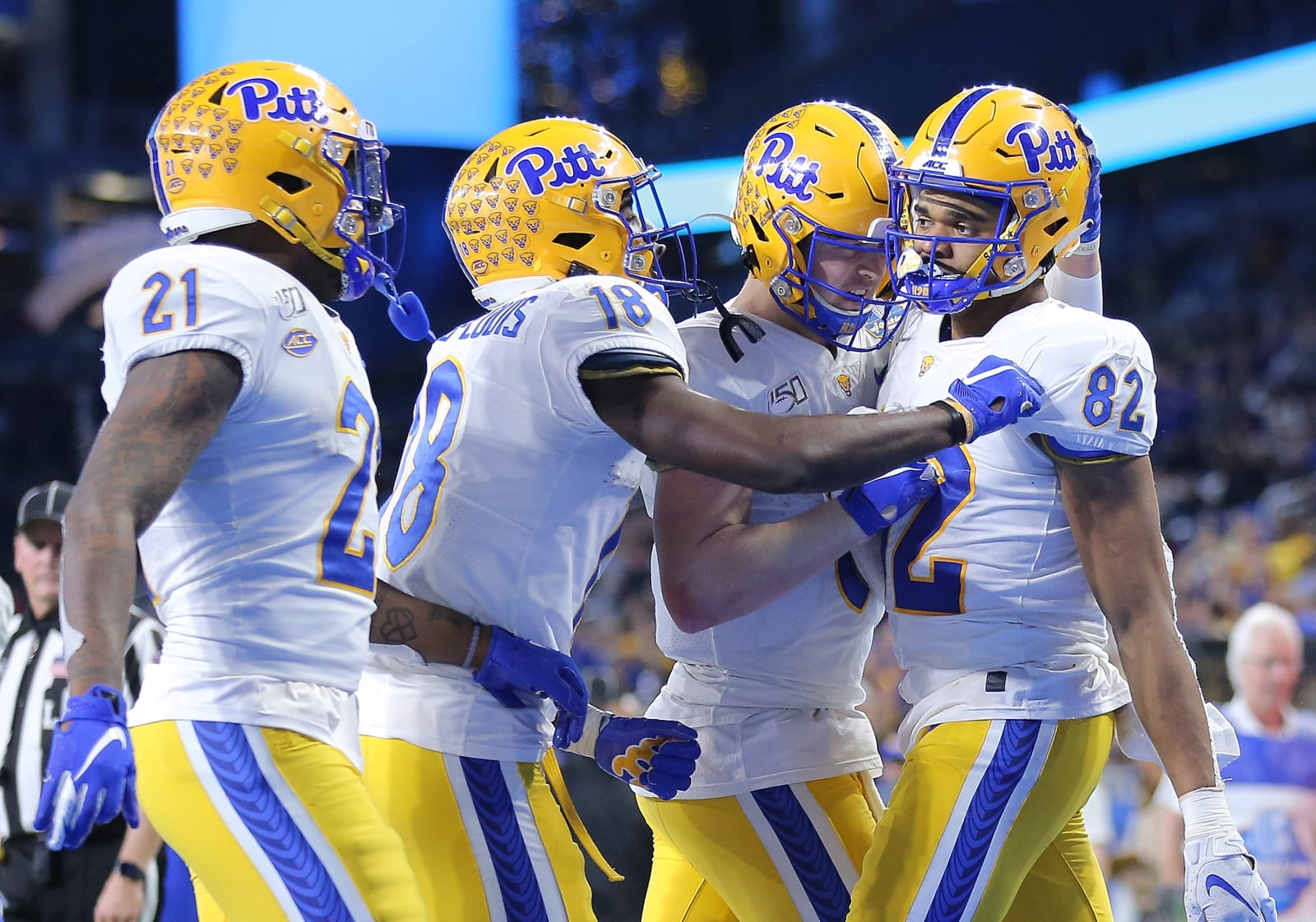 Pitt Football Panthers Will Be Powered By Defense In 2020 Page 4