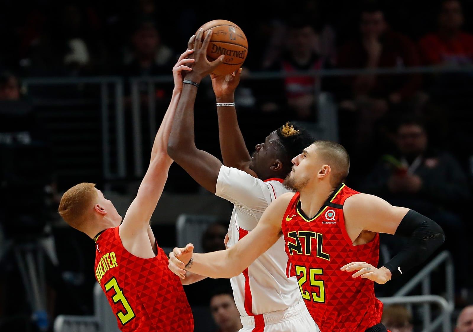 NBA Trade Deadline Clint Capela