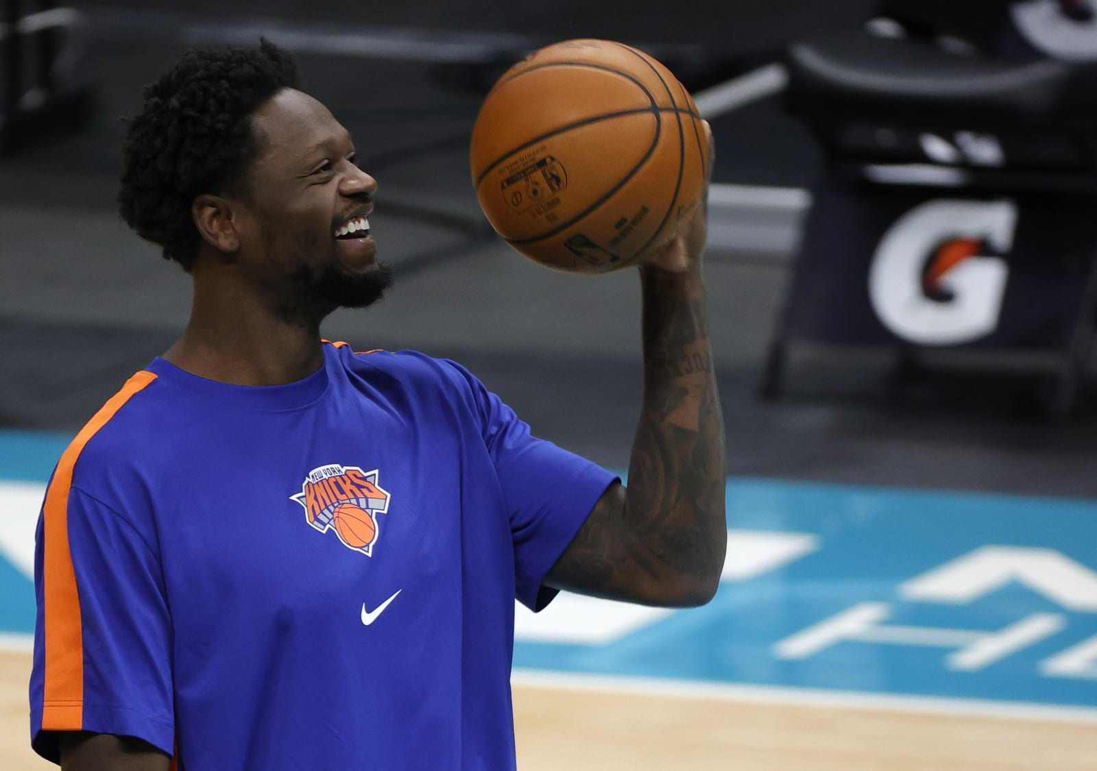 New York Knicks: 3 reasons why Julius Randle deserves to be an All-Star