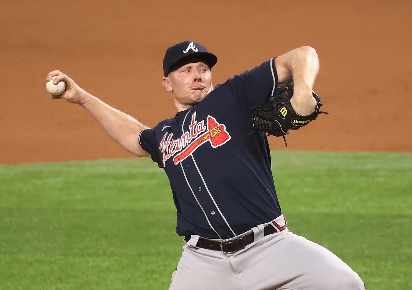 Mark Melancon, Atlanta Braves