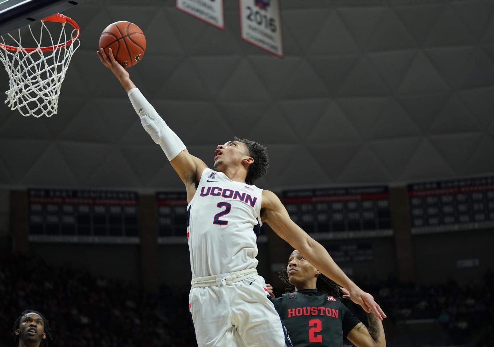 Roddy Gayle NCAA Basketball